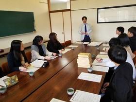 安彦ゼミ、宮崎中学校ネット依存防止ワークショップを開催!