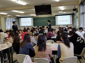 福井の未来を考えるワークショップを実施!