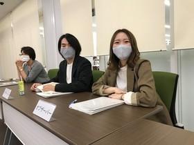 仁大生が越前市役所のオブザーバーを委嘱される!
