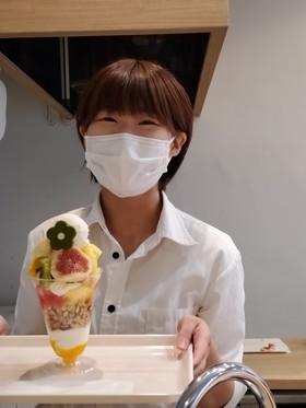 【YOUは何しに静岡へ】幸せボンビーガールにも出演!COM卒業生がパフェ屋の社長!頑張っています!!