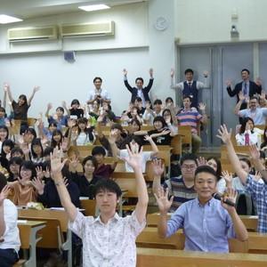 NHK大学セミナー「パックン・マックンの英語にThank you」