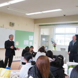 海外留学プログラム説明会