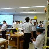 県立高校の科学部の生徒が大学の授業を体験しました