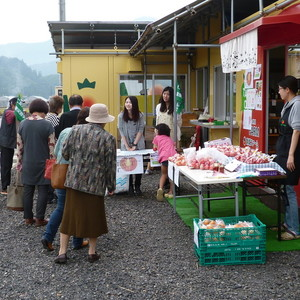 Tomato Festival に参加
