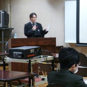 公開講座「冬の食中毒とその予防対策」を開催しました