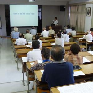 公開講座「心理学と浄土教」を開催しました