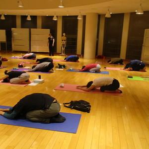 公開講座「ピラティスで健康・体力づくり」を開催しました