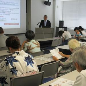 公開講座「福井の特産物(花らっきょと福井梅など)の食品機能性」を開催しました