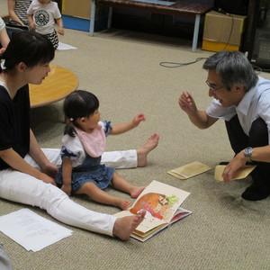 公開講座「乳幼児のこころと絵本」を開催しました