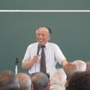 公開講座「『歎異抄』の世界 ー親鸞のことばと人生ー 」を開催しました