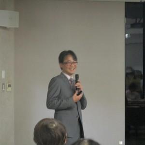 公開講座「マインドフルネスって何だろう(2)~現代心理療法の視点から~」を開催しました