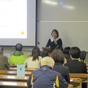 公開講座「集団の賢さと愚かさ」を開催しました