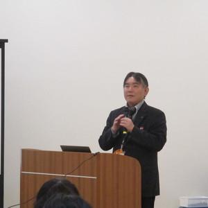 公開講座「家庭でできる食中毒予防②~冬に流行する食中毒~」を開催しました